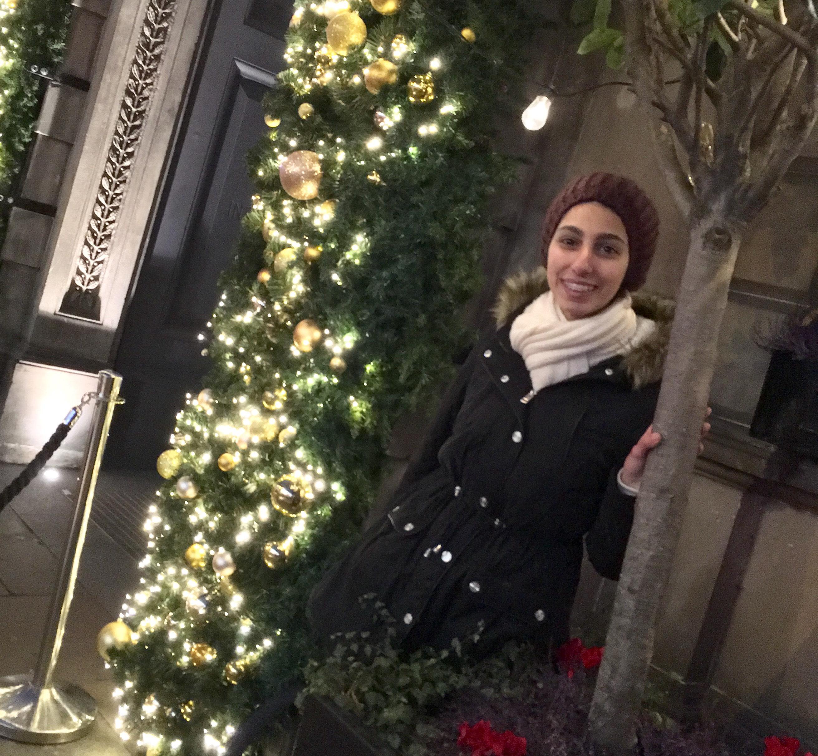 Lina Khairy. 2017