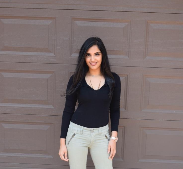 Ankita Patel. 2018