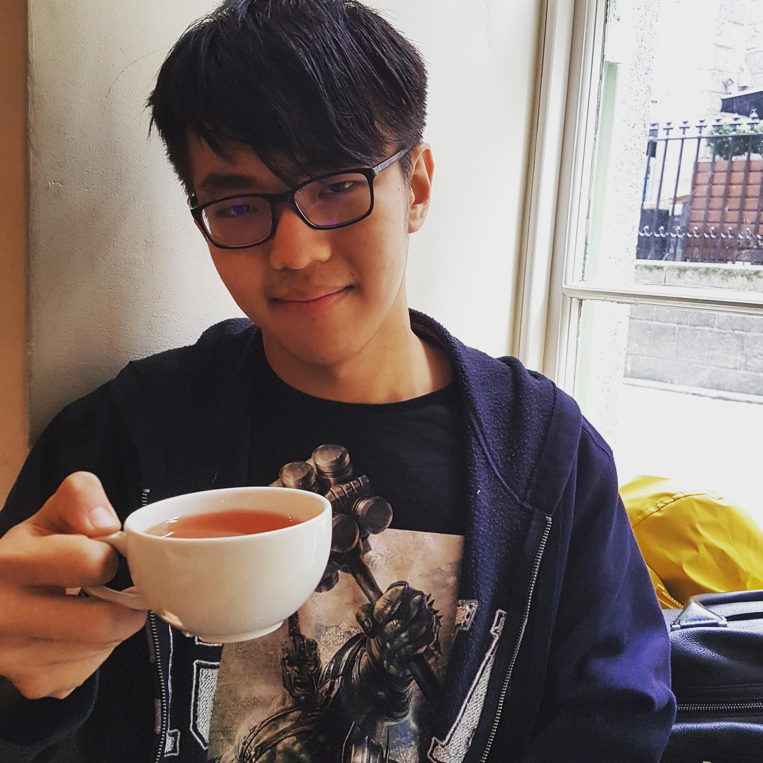 Derrick Chan. 2018