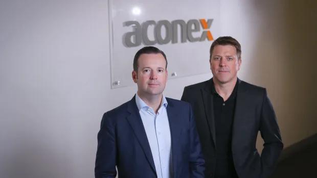 A brief history of Aconex