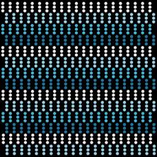 Alternating Blue Lines
