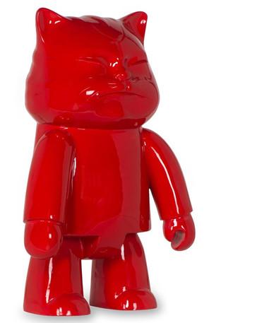 RoboCat Red
