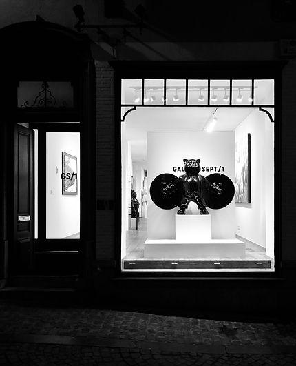 Display Galerie Sept