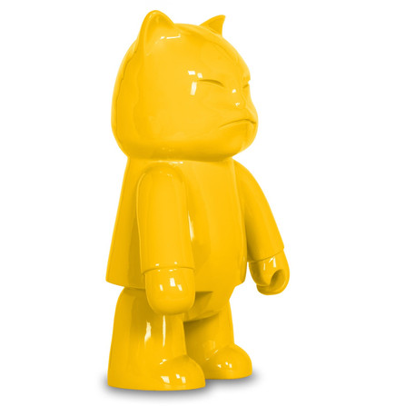 RoboCat Yellow