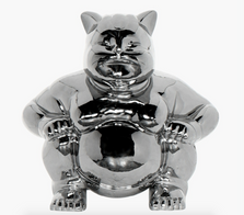 SumoCat - Stainless Steel Polished
