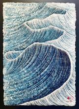 Chemin Infini Blue