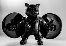 WarriorCat Black