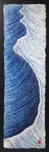 Chemin Bleu 150 x 50 cm