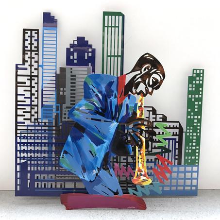 Jazz and the city - Clarinet