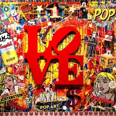 Red Pop Love