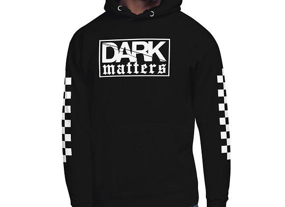 Dark Matter Unisex Checker Hoodie