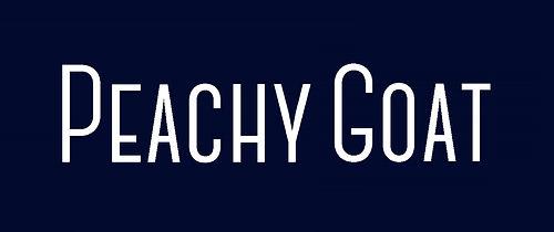 Peachy Goat Logo