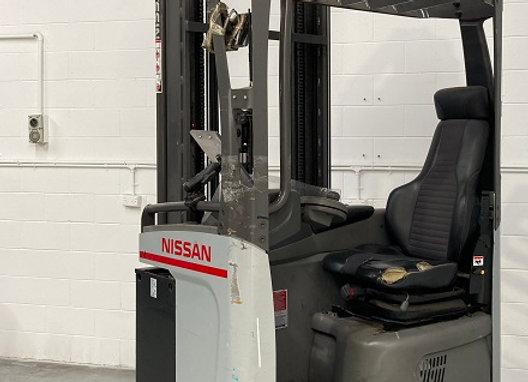 Nissan Reach Truck 7.2m Lift - only 4000 hrs