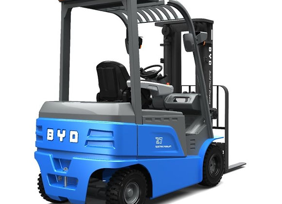 BYD Lithium Ion 2.7 Ton