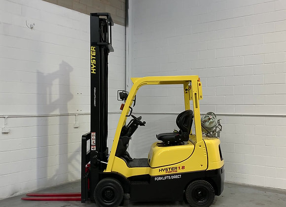 Hyster 1.8 ton Compact
