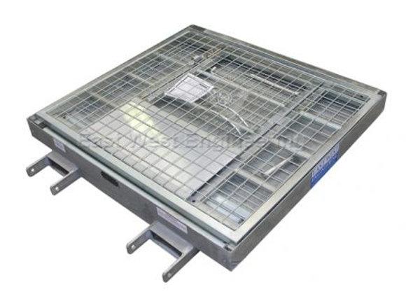 Work Platform Safety Cage Flat Pack