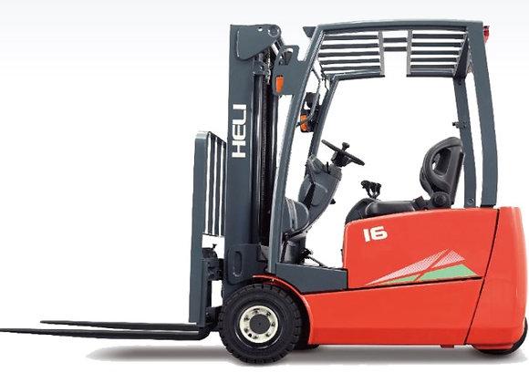 3 Wheel Electric 1.5 / 1.8 / 2 Ton