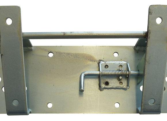LPG Cylinder Brackets - Tilt or Basic
