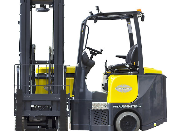 Aisle Master Electric Articulated Forklift