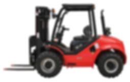 All Terrain Forklift Diesel