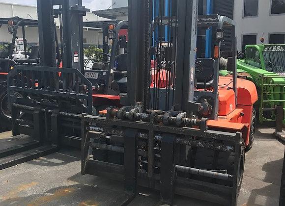 7 Ton Diesel Wide Carriage