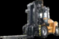 Container Handler Forklift