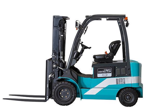 Baoli 2.5 Ton Electric Forklift