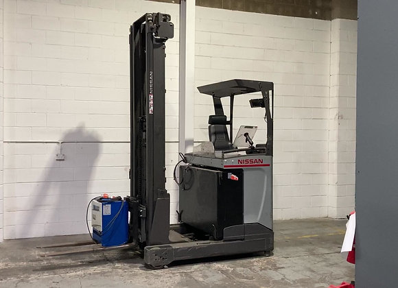 Nissan Reach Truck 7m Lift