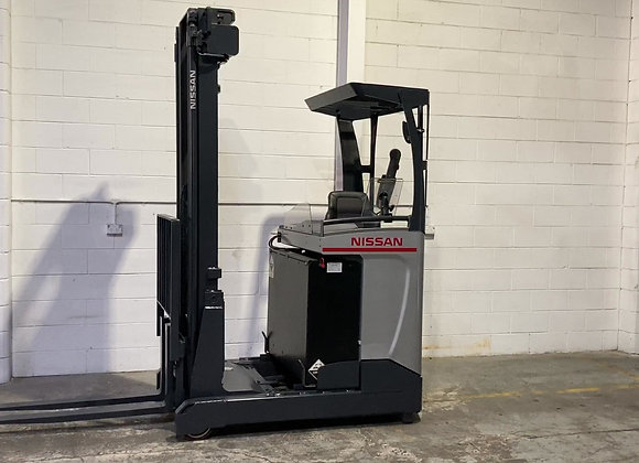 Nissan Reach Truck - 430 hours