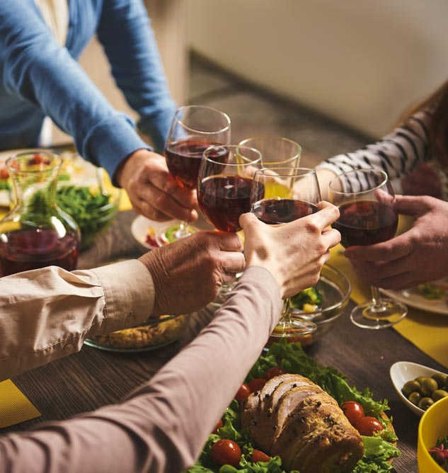 Dine With Wine