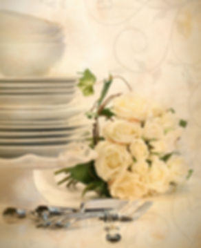 Fabulous, beautiful, brilliant wedding catering, by Aspects.