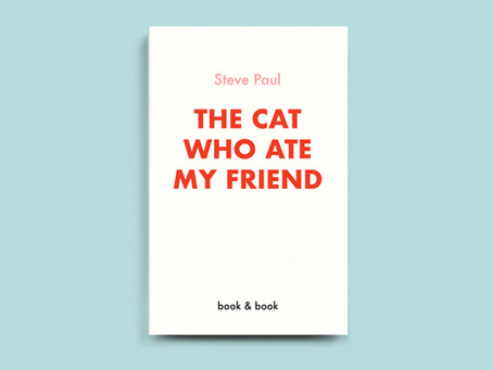 Review: The Cat Who Ate My Friend by Steve Paul