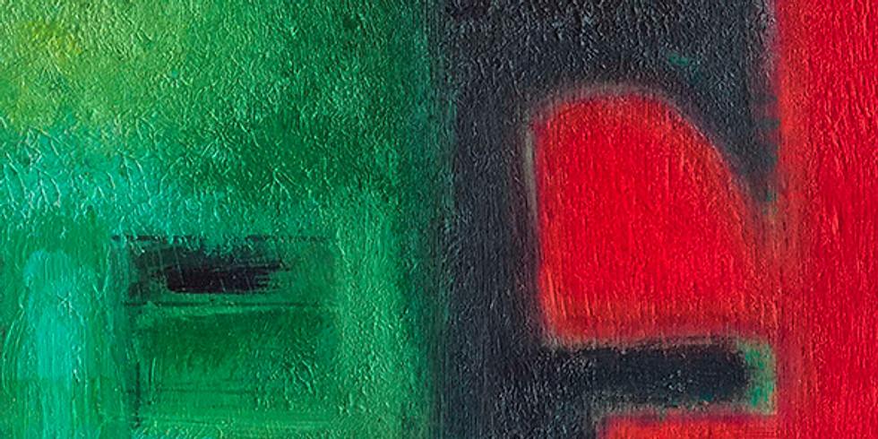 Loeve&Co-llect: #144 Ivan Da Silva Bruhns (Portrait sur fond rouge)