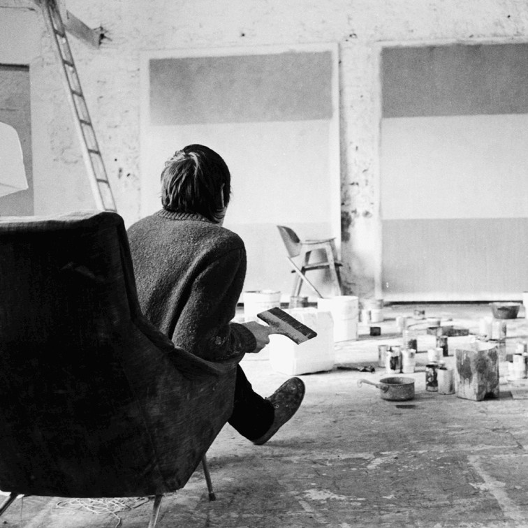 Galeristes / Anthologie / Jean-Pierre Pincemin