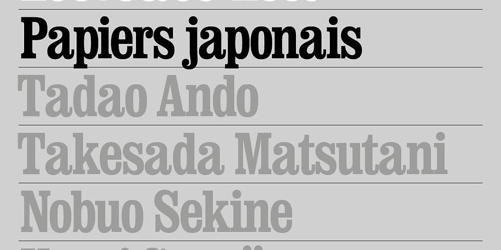 Papiers japonais
