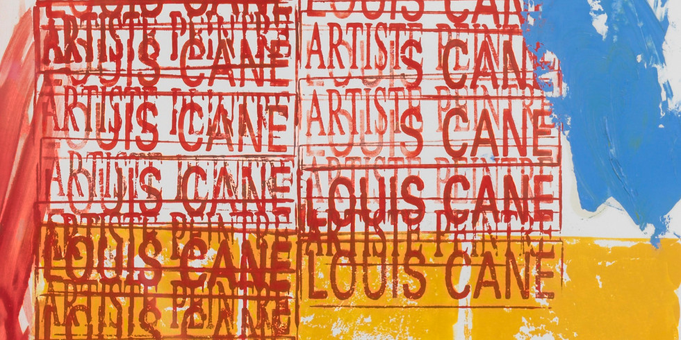 Love&Collect: #204 Louis Cane