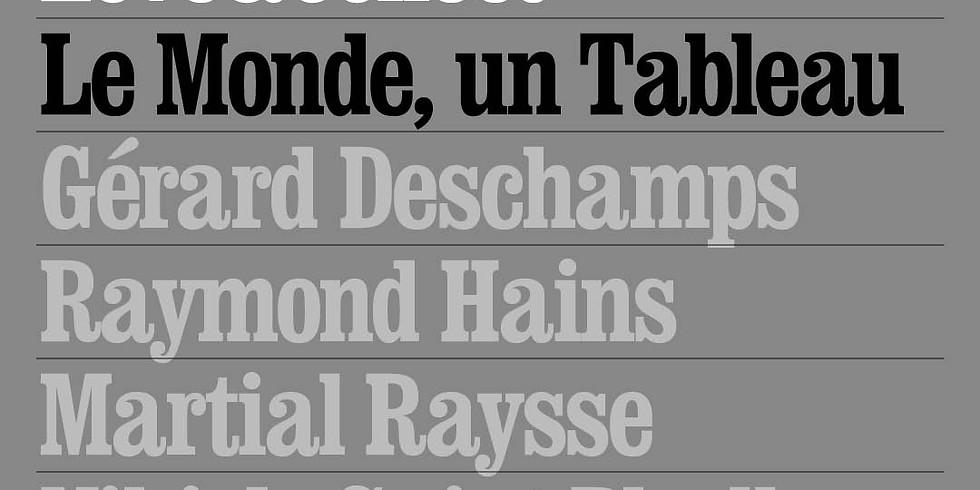 Love&Collect: Le Monde, un Tableau