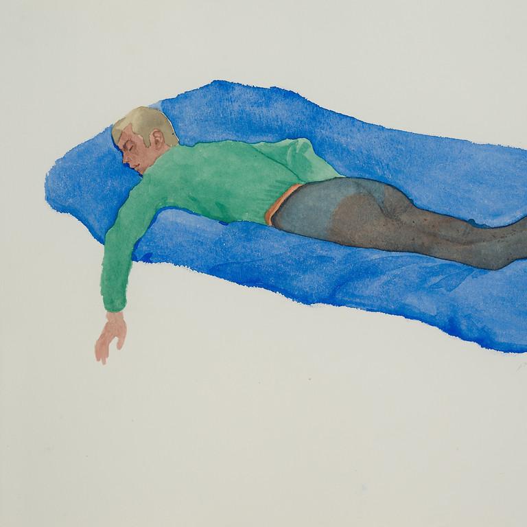 Patrick Procktor, Postures