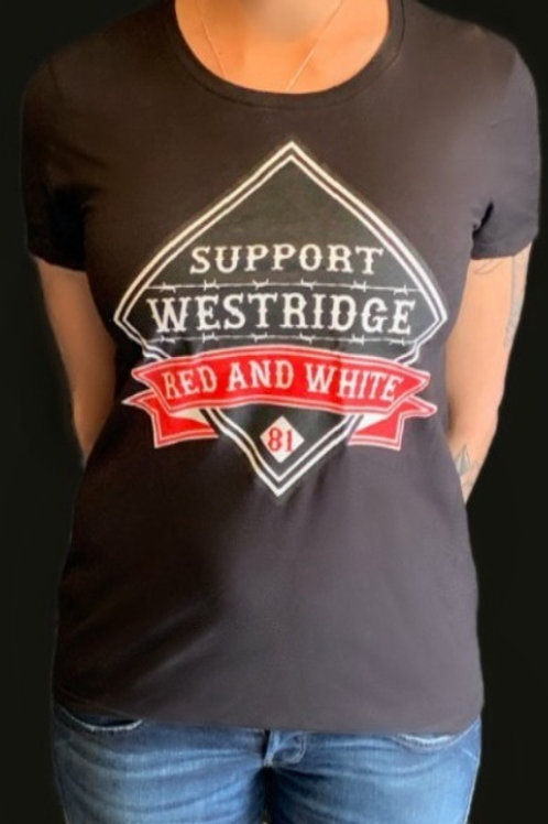 Ladies Diamond Support Westridge T