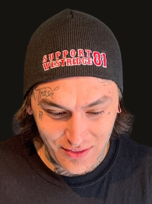 Support Westridge 81 Beanie