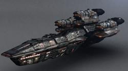 Battleship Textured