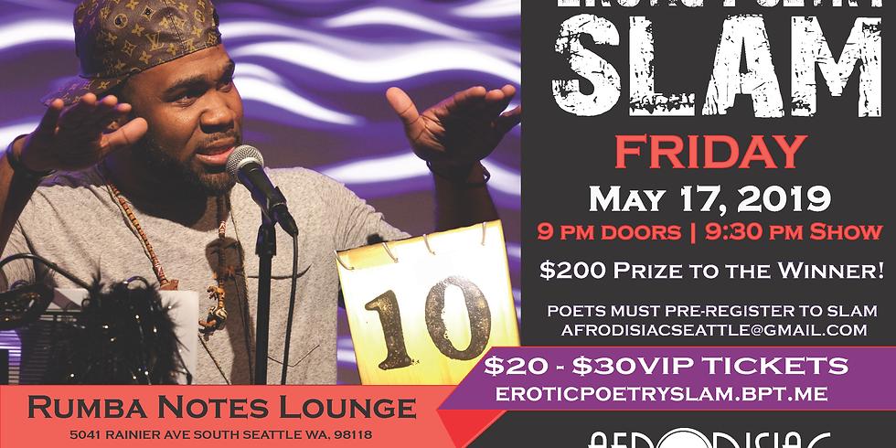 Erotic Poetry Slam