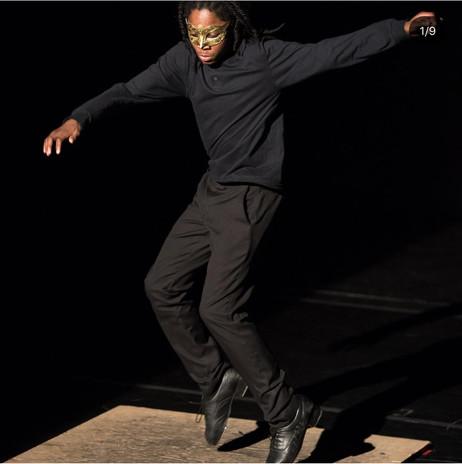 Olu Tap Dance Solo