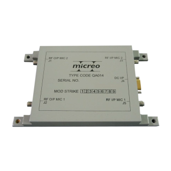 2-18 GHz RF Signal Selector