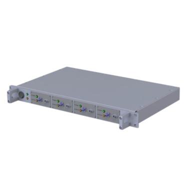 Modular 40 GHz Optical Link