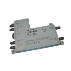 2-18 GHz Microwave Receiver BSR001