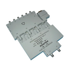 6-18 GHz Integrated Receiver Module