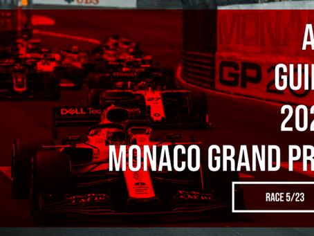 Your A-Z Guide to the 2021 Monaco Grand Prix