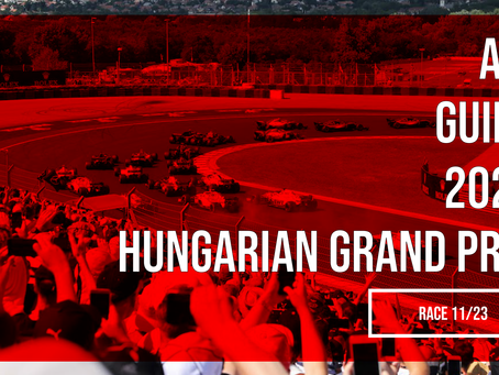 The A-Z Guide to the 2021 Hungarian Grand Prix