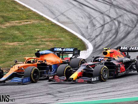 Austrian GP a Case of Fair Penalties or Just Hard Racing?